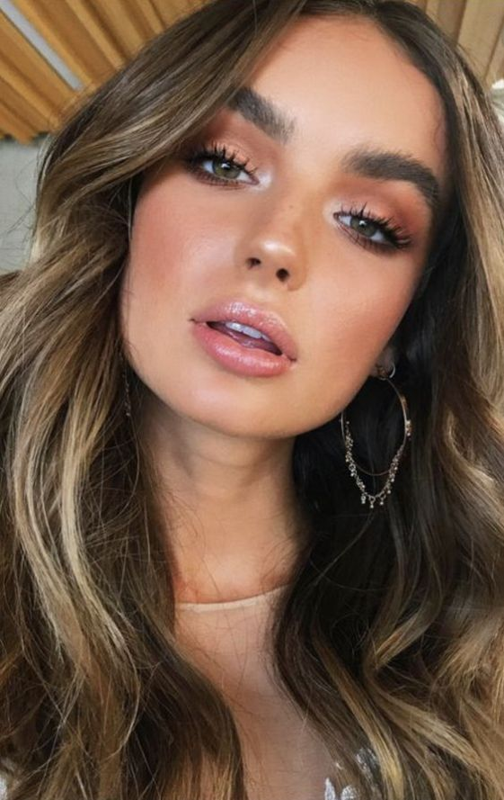 Smoky eye trends for 2020-2021 fall winter